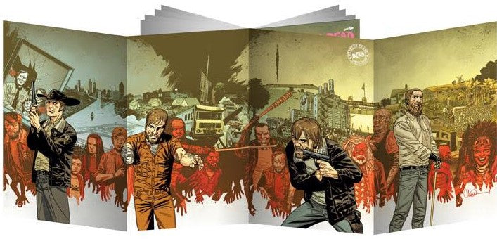 Walking Dead #181 SDCC Exclusive Cover