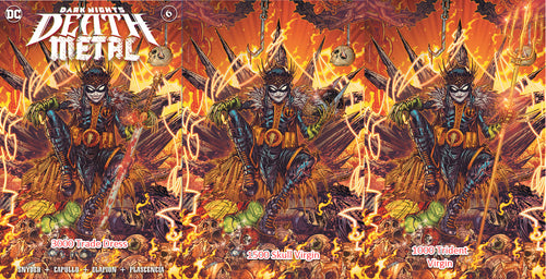 DEATH METAL #6 JONBOY MEYERS VARIANT