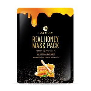 PAX MOLY Real Honey Mask Pack