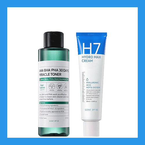Miracle Set H7 Line #Toner + H7 Cream