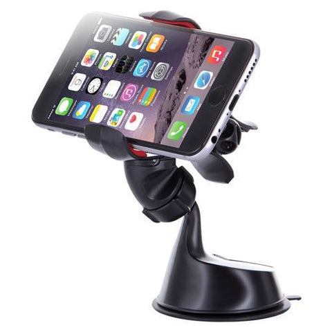 Buy 1 GET 1 - Phone Holder Made in Korea Ghost #Black