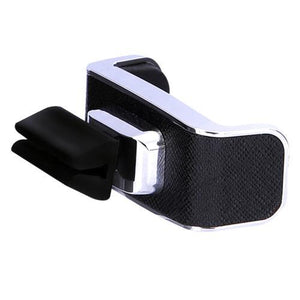 Phone Holder Made in Korea Mono #Black Leather