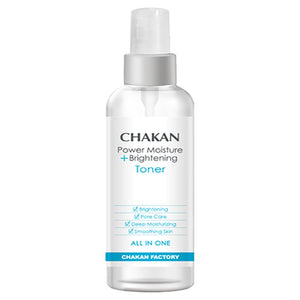 CHAKAN FACTORY Power Moisture Brightening Toner sebum & blackhead care