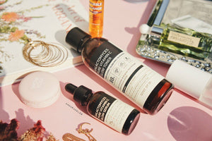 Galactomyces Pure Vitamin C Glow Toner & Serum