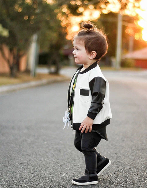 Kids Bomber Jacket | Jnr Nation