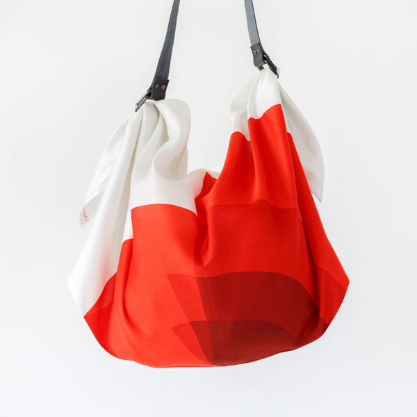 """Arcs"" furoshiki bag set"