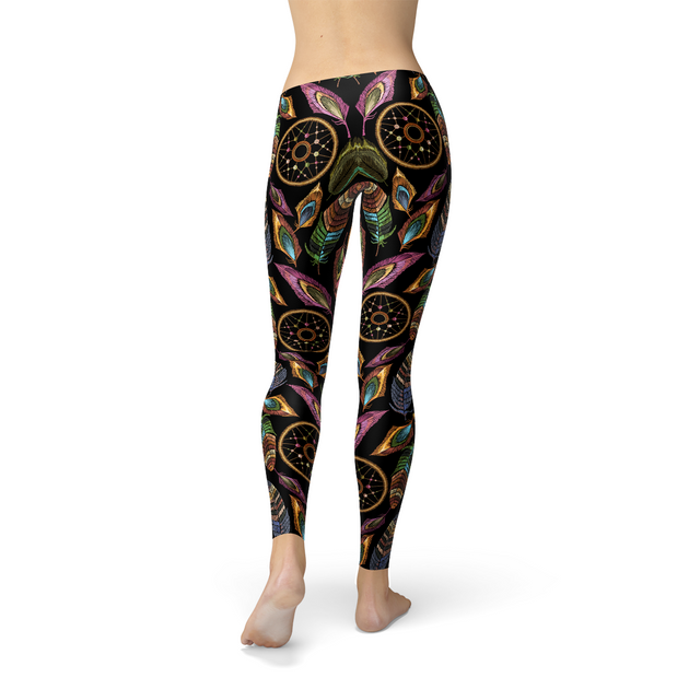 Asana's Women's Printed Leggings