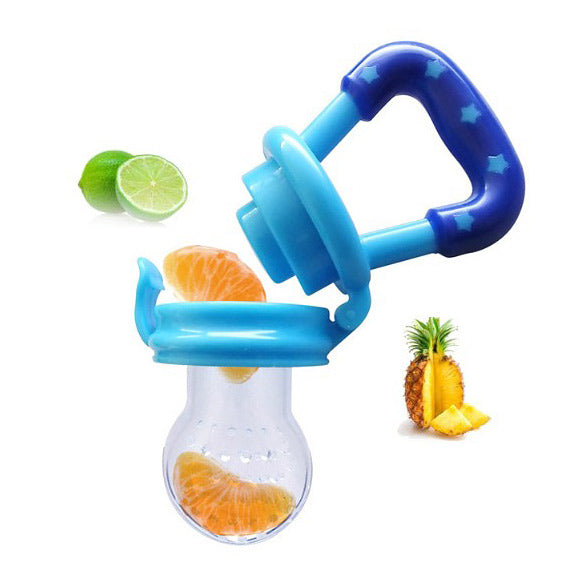 All-In-One: Fruit & Vegetables Feeder & Teething Toy
