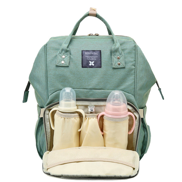 Luxury Multifunctional Baby Diaper Backpack