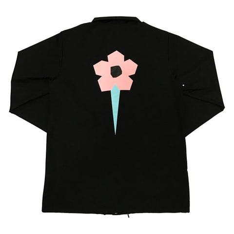 FLOWER COACH JACKET