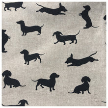 Treat Bag - Silhouette Sausage Dog