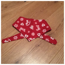 Red Stocking Filler Bandana