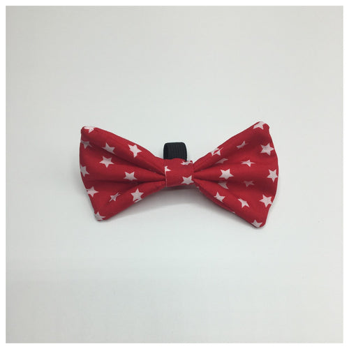 Singapore Star Bow Tie - Available in 2 Sizes