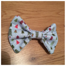 Christmas Forest Bow Tie
