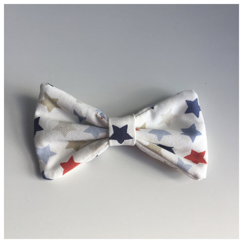 Large Star Bow Tie