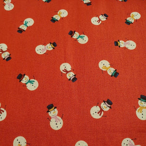 Snowmen Bandana - Choice of Colours and Styles