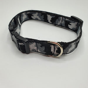 Camo Erik Collar - Choice of Colours Available