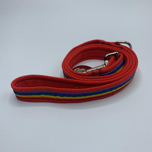 Ralph Rainbow Lead - Choice of Colours Available