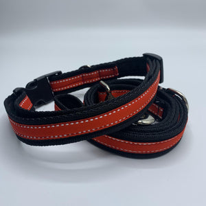 Tyson & Teddie Collar and Lead Set **OFFER** Choice of Colours Available