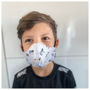 Children's Face Mask - Buy 4 and get 1 of them FREE