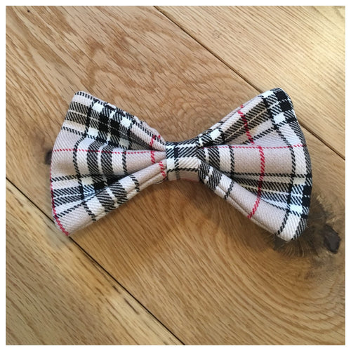 Poochberry Bow Tie
