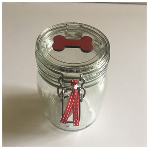 Clip Treat Jar