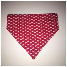 Sweetheart Thread on the Collar Bandana - Various colours