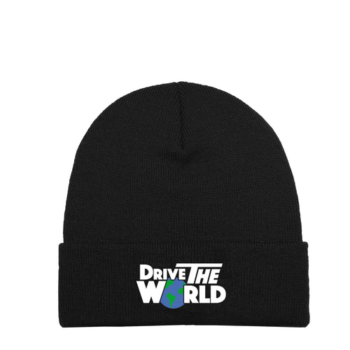 Drive The World Beanie - Black