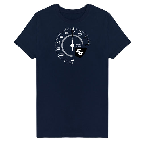 Seenometer T-Shirt - Navy