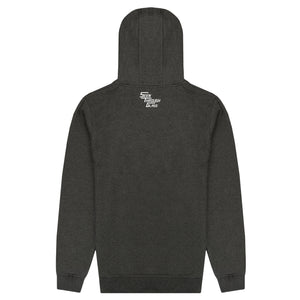 Drive The World Hoodie - Charcoal