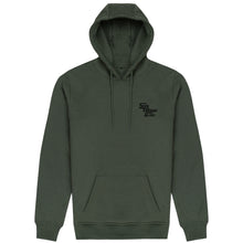 Seen Through Glass Hoodie - Khaki