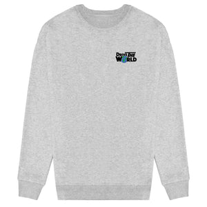 Drive The World Sweater - Ash