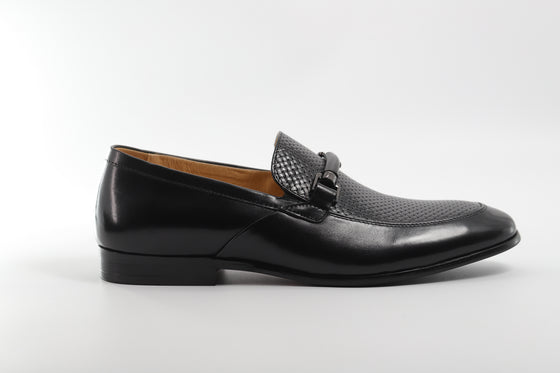 Metal Bit Loafers