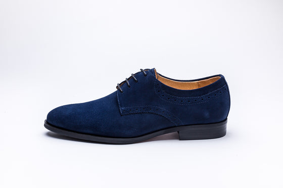 Blue Suede derby