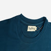 Classic Green Crew Neck T Shirt