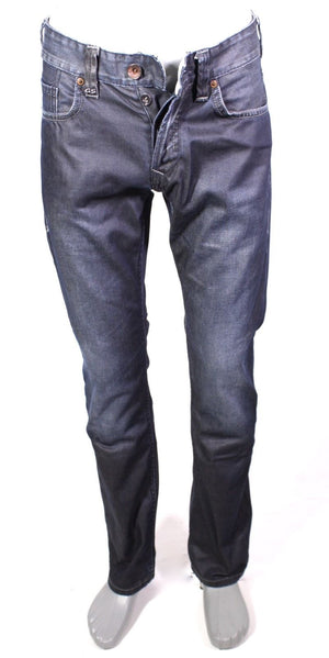 00553fba920c GJ1-204 QS by s. Oliver Herren Jeans W29 L32 blau fitted straight ...