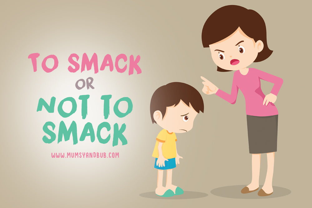 To Smack or not to Smack: How to Raise Gentle, Less Entitled Kids