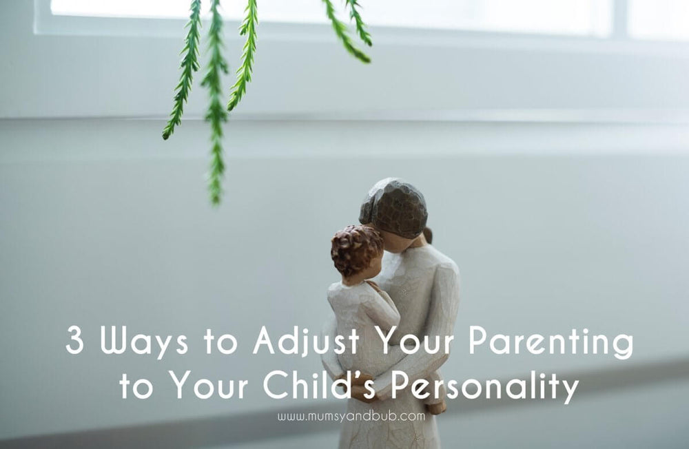 3 Ways to Adjust Your Parenting to Your Child's Personality
