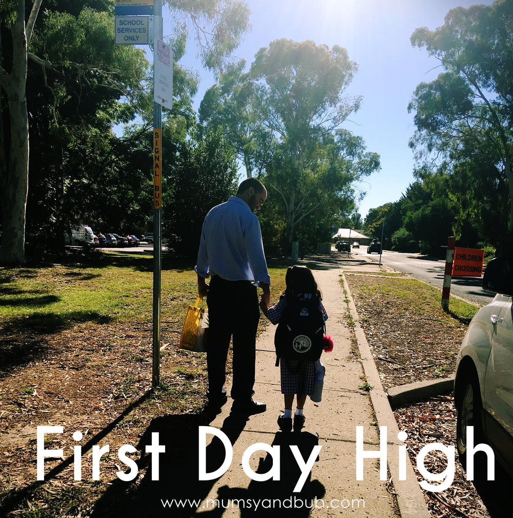 First Day High
