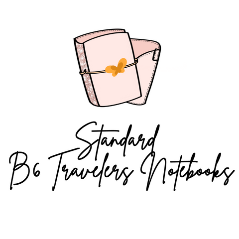 Standard B6 Travelers Notebooks
