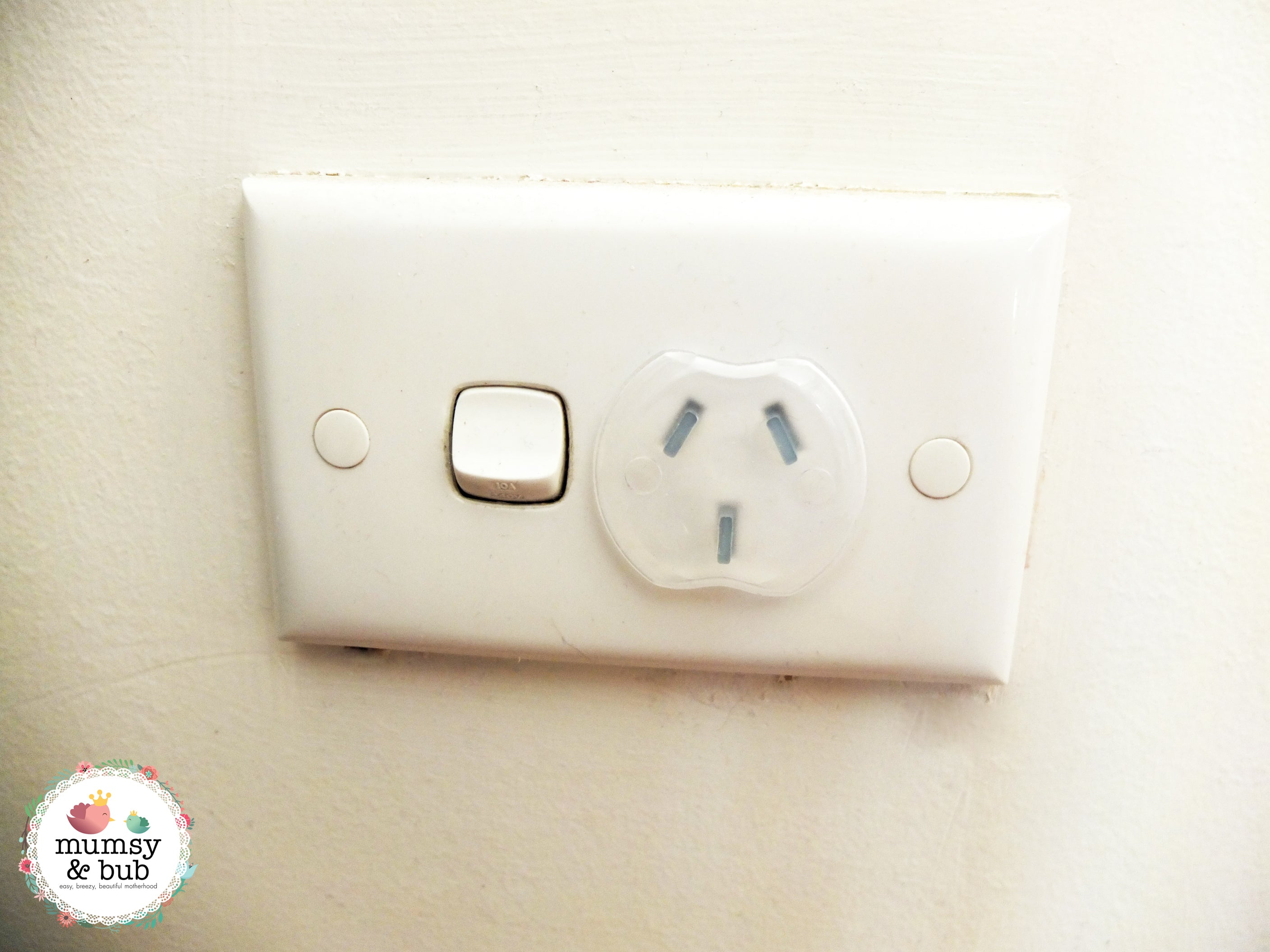 Outlet plugs for childproofing