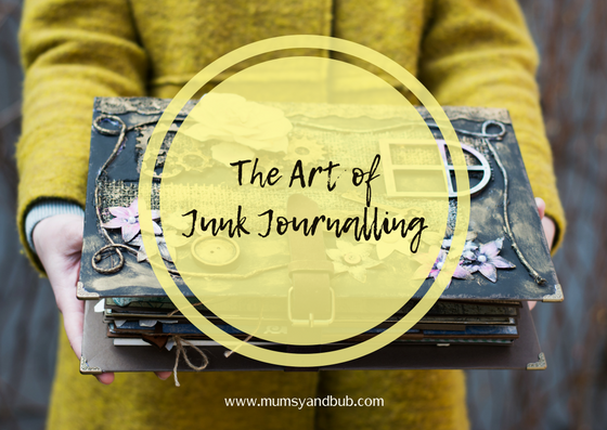 The Art of Junk Journalling
