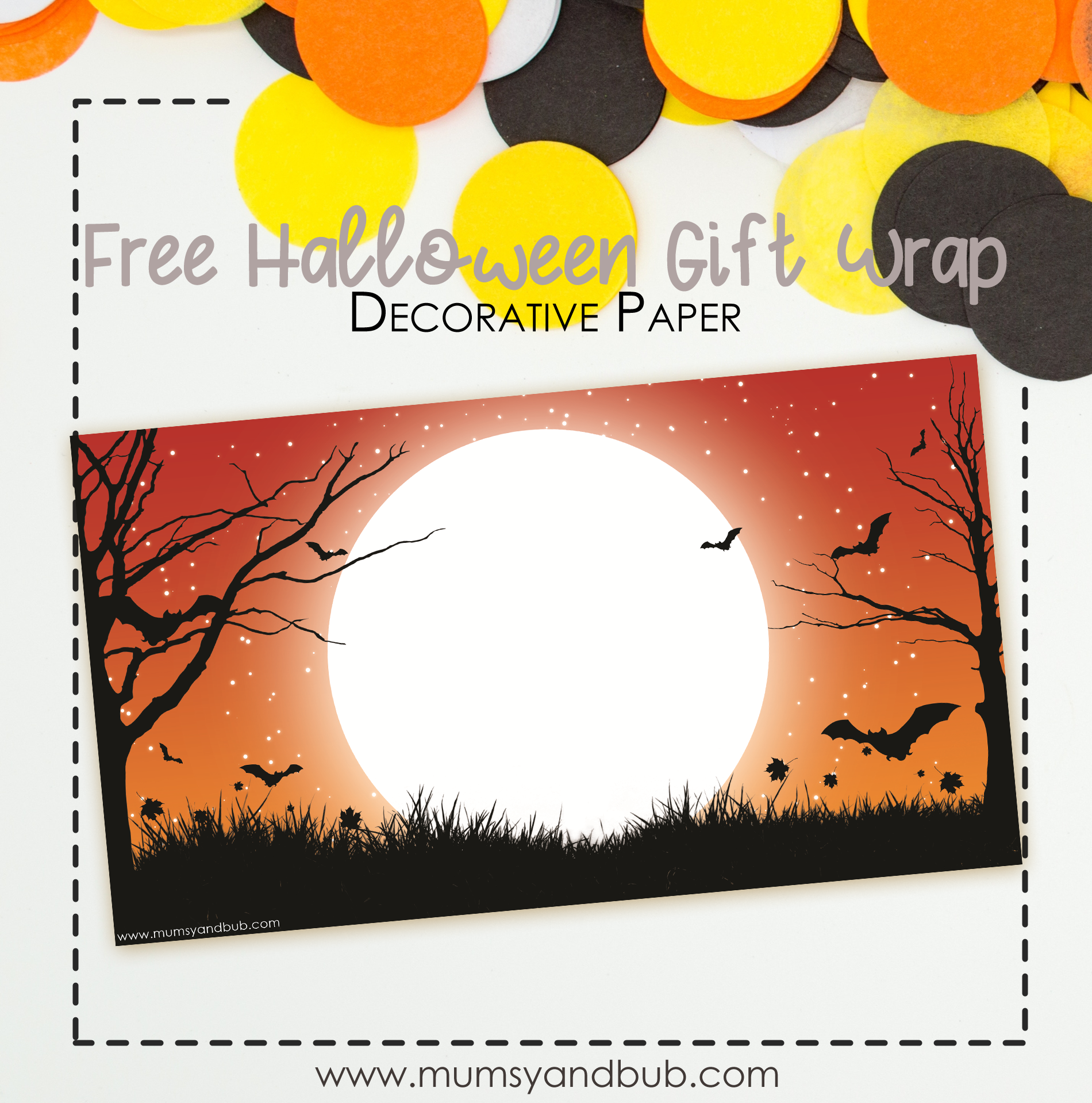 picture regarding Printable Decorative Paper referred to as Printable Pumpkin Icons Halloween Printables Mumsy and Bub