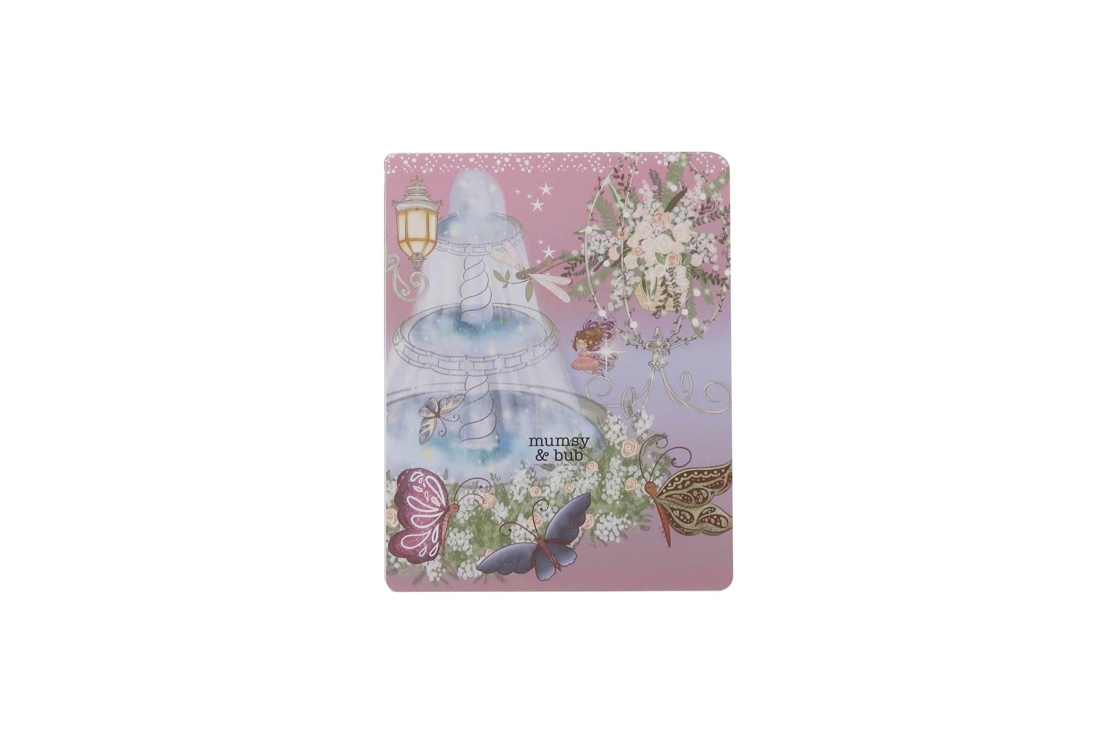 Planner Cover - Enchanted Garden