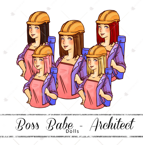 Dolls - Boss Babe Architect