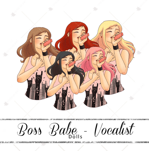 Dolls - Boss Babe Vocalist