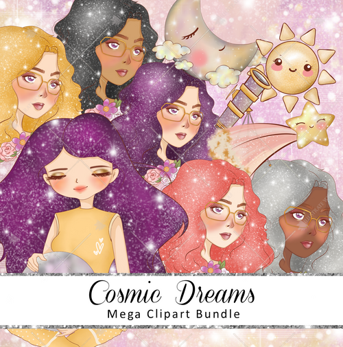 Mega Pack - Cosmic Dreams