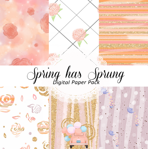 Mega Pack - Spring has Sprung
