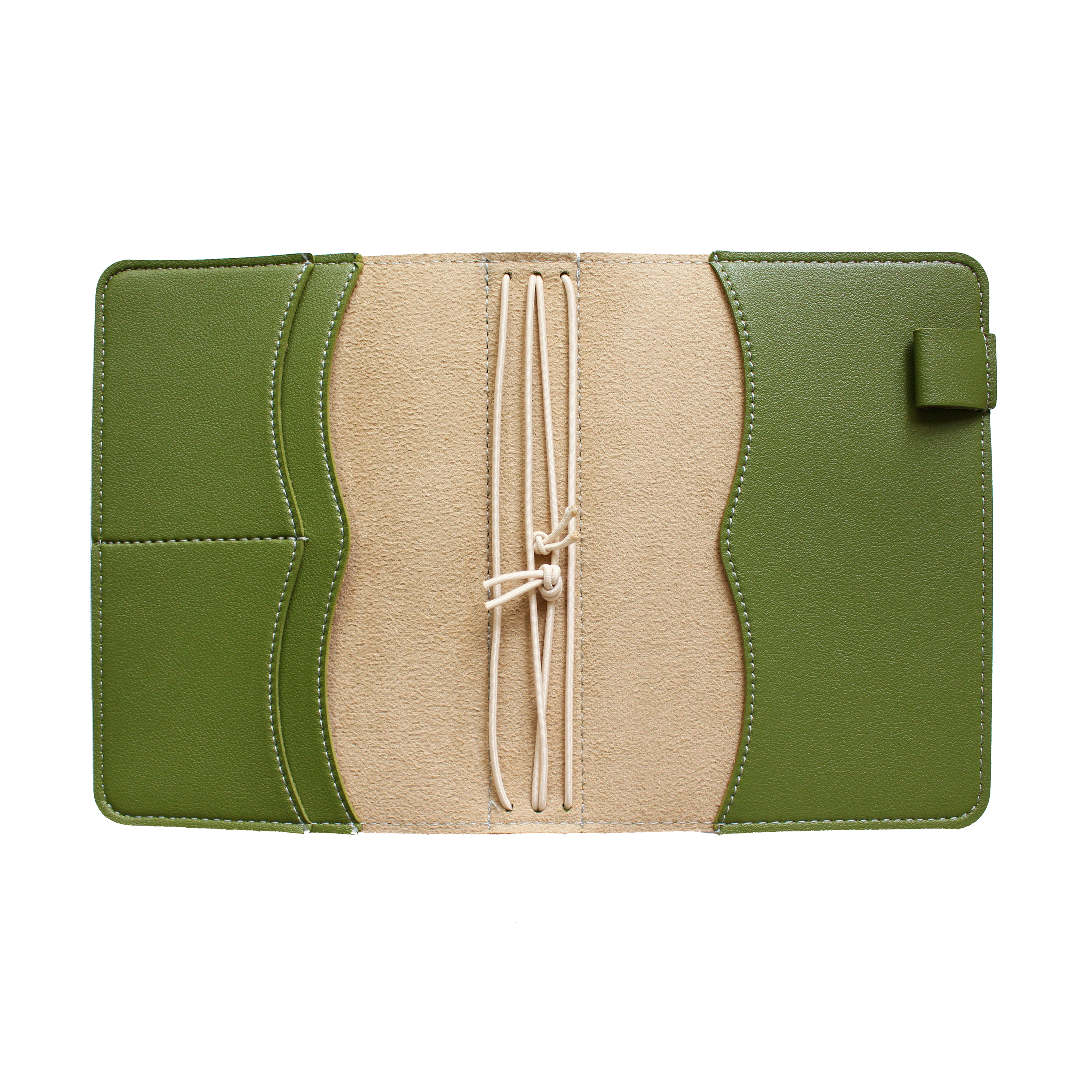 A6 Travelers Notebook - Evergreen