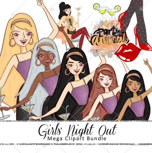 Mega Pack - Girls Night Out